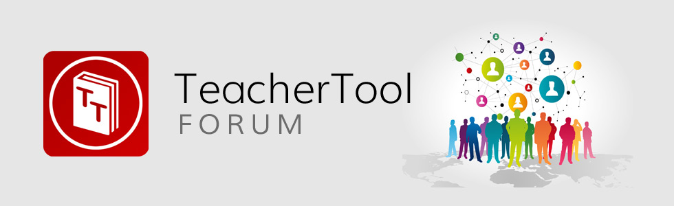 TeacherTool FORUM