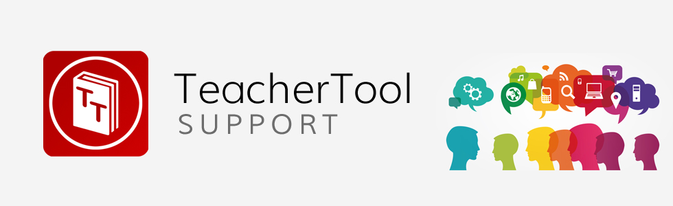 TeacherTool Herstellersupport